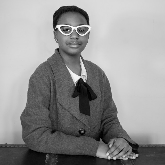 Georgia as Septima Clark