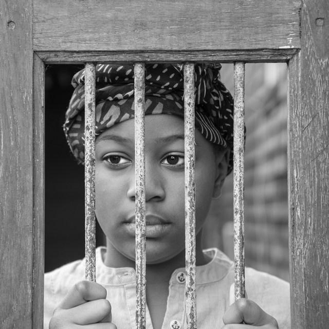 Georgia as Winnie Mandela