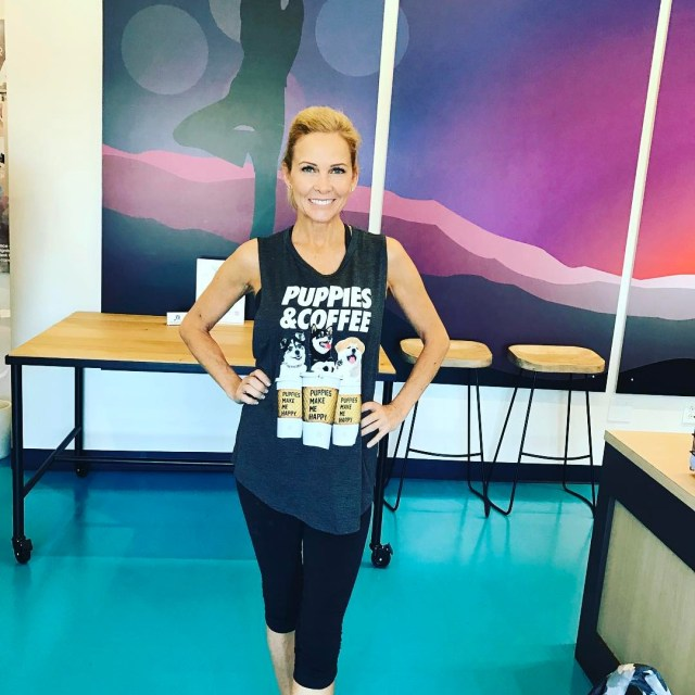 Loving this Puppies amp Coffee shirt from Yoga Pod! Theyhellip