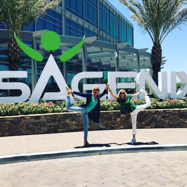 Such an honor to visit Isagenix Corporate office today! Aprilhellip