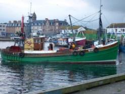 Ribhinn Donn II Ring net fishing boat