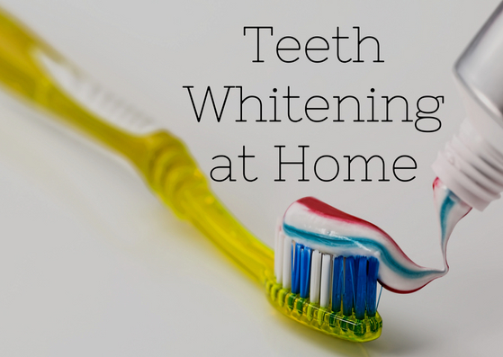 Teeth Whitening, She Might Be