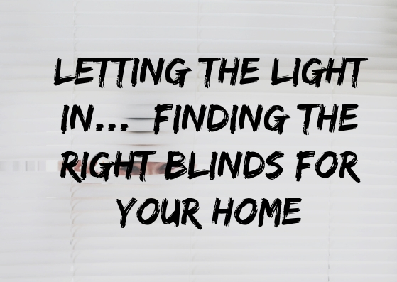 Blinds, She Might Be