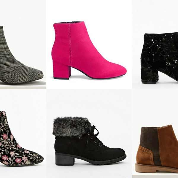 8 Extra Wide Fit Boots Perfect for Autumn!