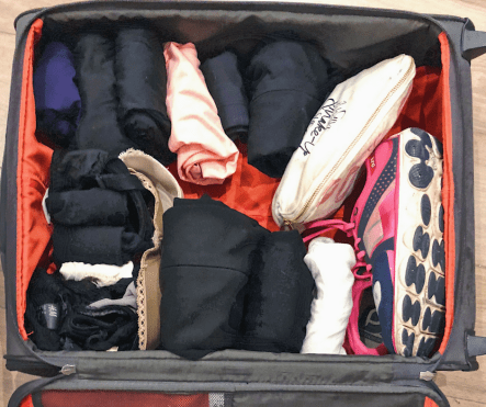 tips to pack the perfect suitcase for work