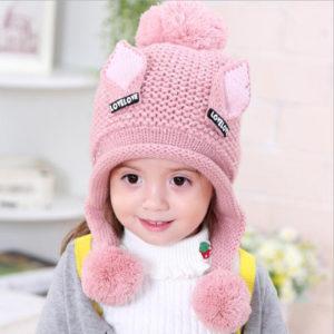 Вязаные шапки для девочек схемы описание фото