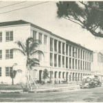 1942 building the school