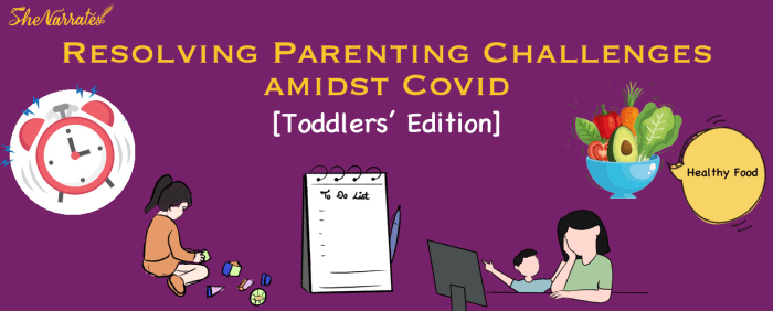 Challenges parents are facing amid Covid, resolving parenting challenges