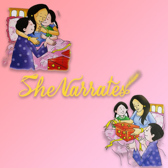 Mother's Day Special - Audio Story 'The Best Gift' by She Narrates