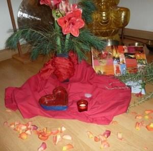 Shiatsu Praktiker-Training Fünf Elemente Feuer