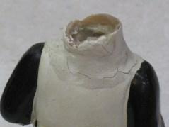 Papier Mache Bobble-Head