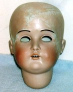 Bisque Head Doll Ready to Paint1
