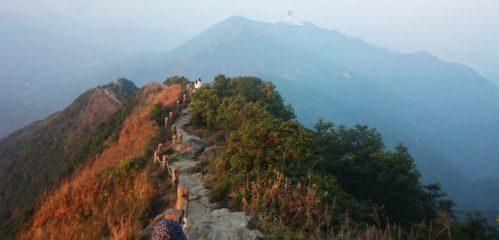 Wutong Mountain National Park