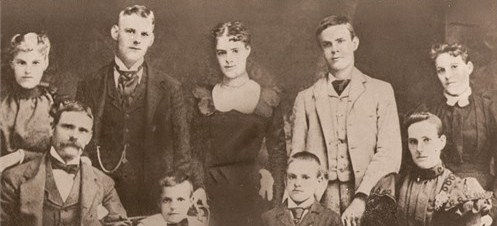 Haddow Family Mary High