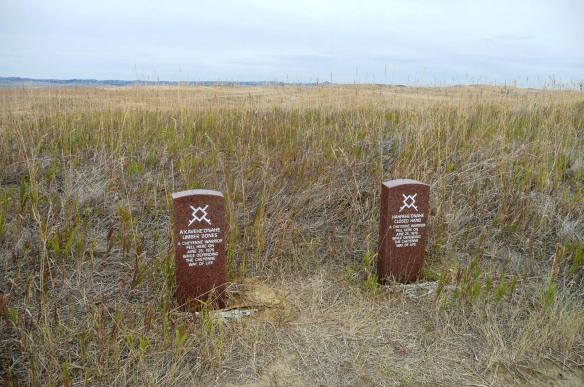 Wonders 73 Warrior Gravesides