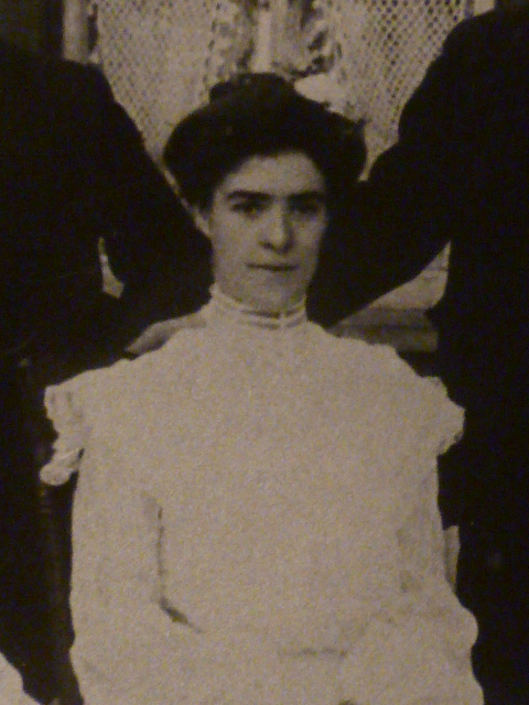 My Great Grandmother, Mary Eleanor Haddow Moors