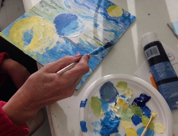 January's Painting