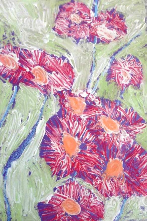 Grade 1 2014 Monet 5