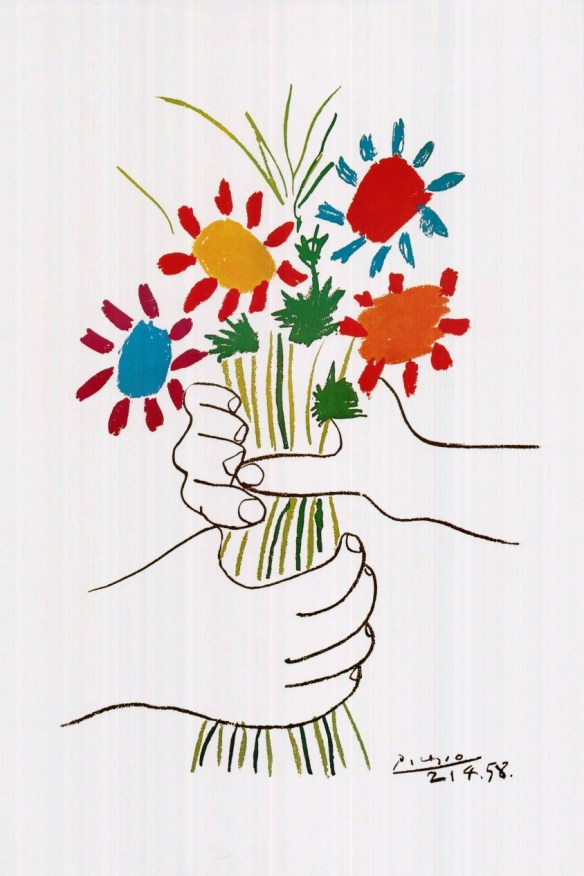 picasso-flowers