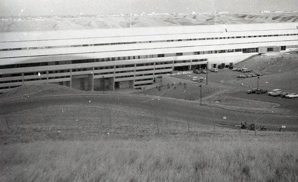 University of Lethbridge April 1977 Panorama Robert Waldren