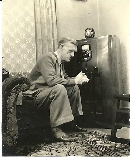 Harry Clayton August 1941 San Diego