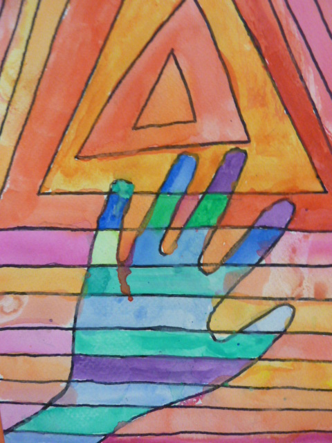 elementary hand