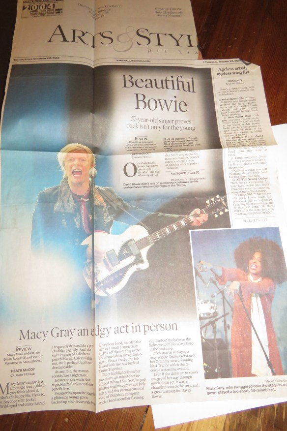 Kath's Canon, January 14, 2016 Bowie and Memorabilia 013
