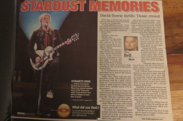 Kath's Canon, January 14, 2016 Bowie and Memorabilia 019