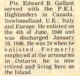 Edward Gallant