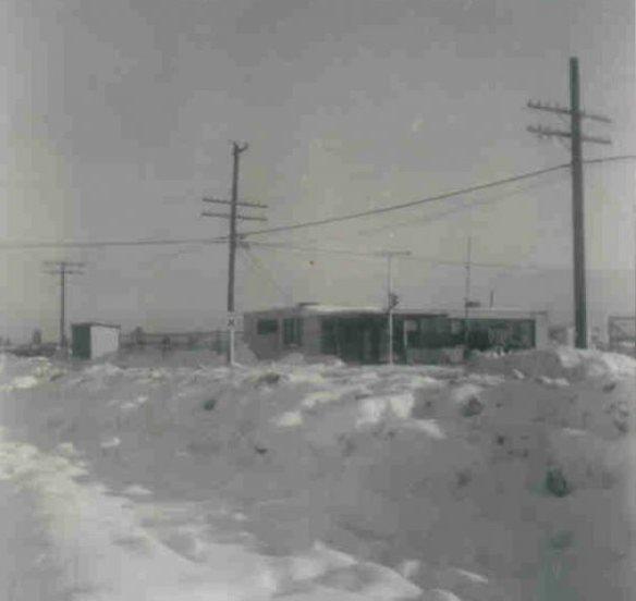 Chatham New Brunswick Guard Gate 1966