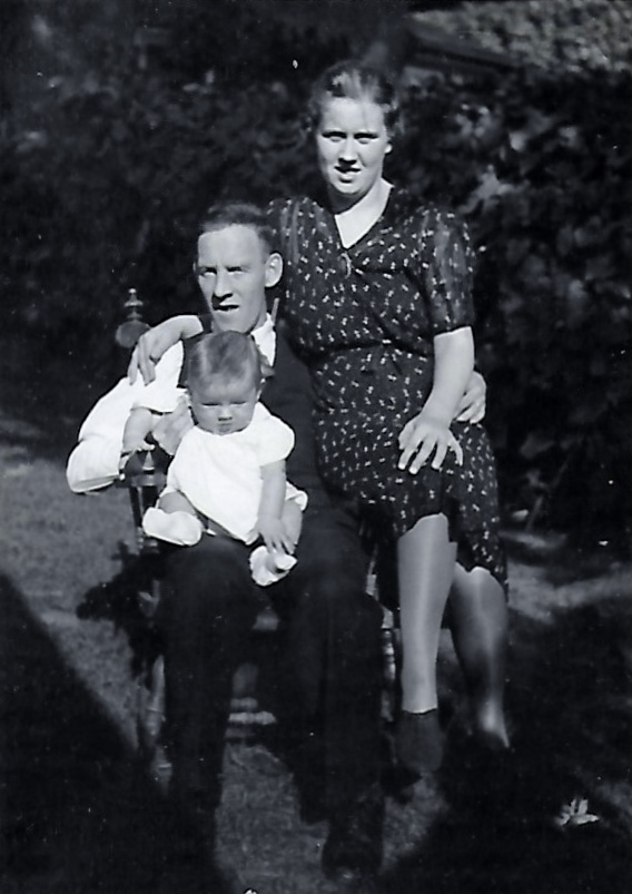 Uncle Bob Moors Jessie McLean and James Robert Moors