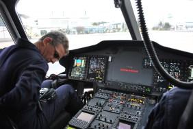 Cockpit start-up
