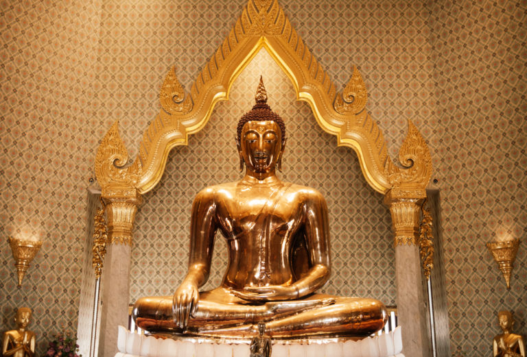 Wat Traimit Golden Buddha