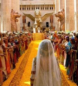 Xerxes & Esther Wedding