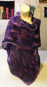 purple scarf 3