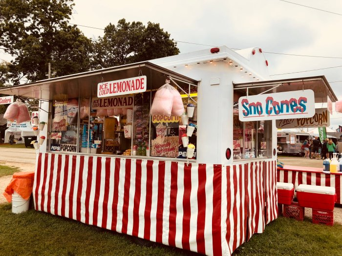 Walworth County Fair What Does it Cost