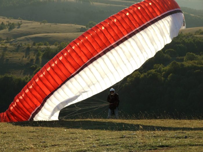 Parachute Touches Down End of Leave of Absence FFCRA