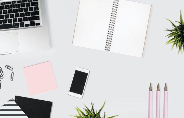 Side Hustle Success desk office space