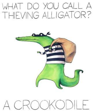 crookodile