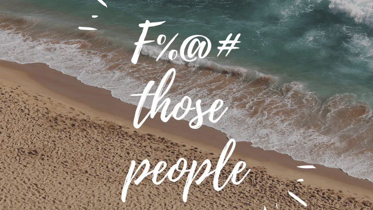 F those people – they aren't yours – SheProclaims.com