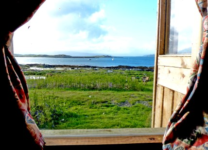 Loo with a view © Dave McFadzean