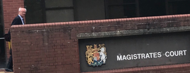 Michael Stainer Magistrates Court