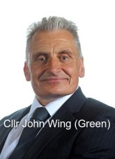 Cllr John Wing 2