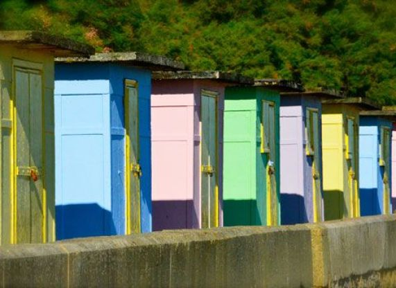 Beach Huts 2 2018