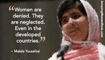 Shequotes 6 Malala Yousafzai Shequotes Quotes Education
