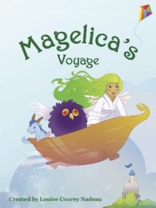 Magelica's Voyage by Louise Courey Nadeau