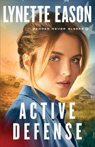 The latest book in the Danger Never Sleeps series by Lynette Eason.