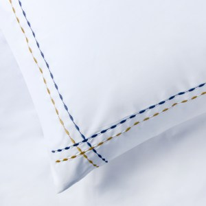 Sheraton Seedblock 200TC Embroidered Duvet Cover Set