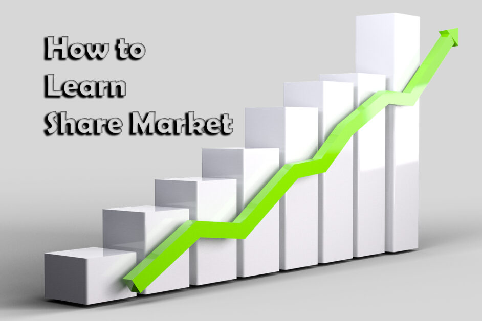 Graph of Share Market