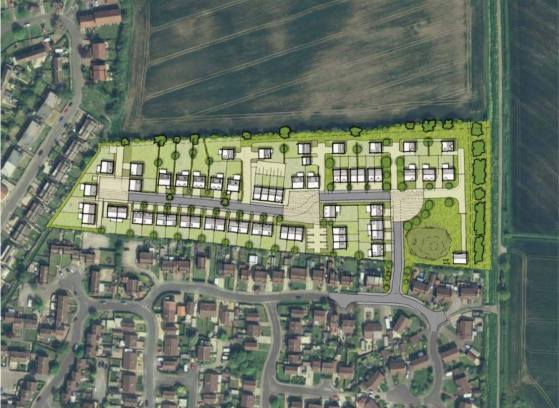 More housing developments passed